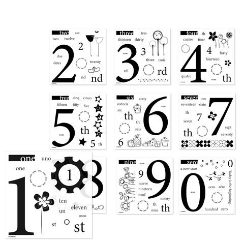 Numbers Solos Bundles (CC7182)
