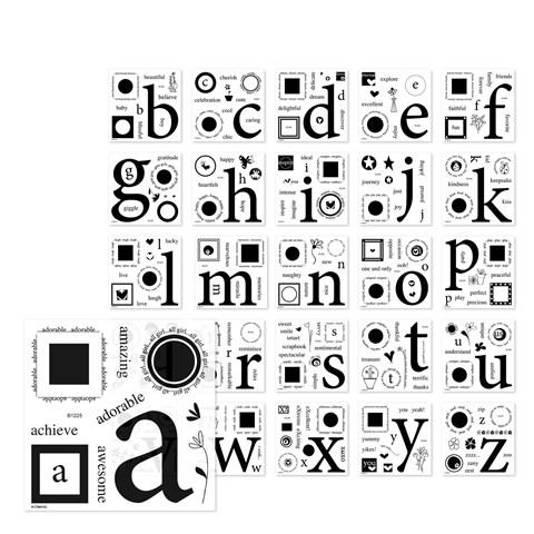 Solos Alphabet Bundle (CC7181)