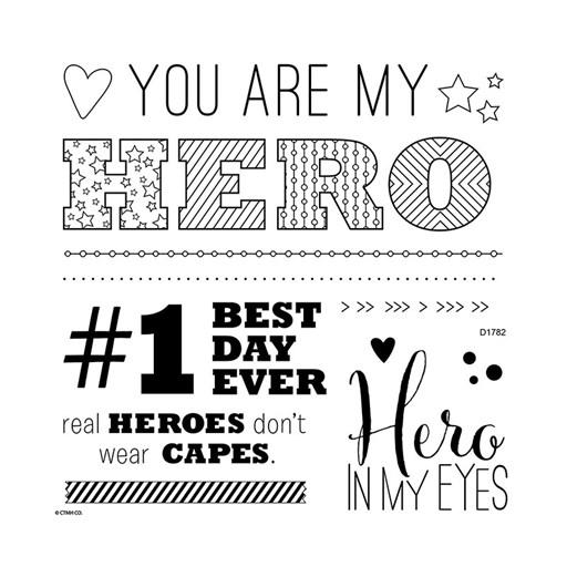 Real Heroes (D1782)