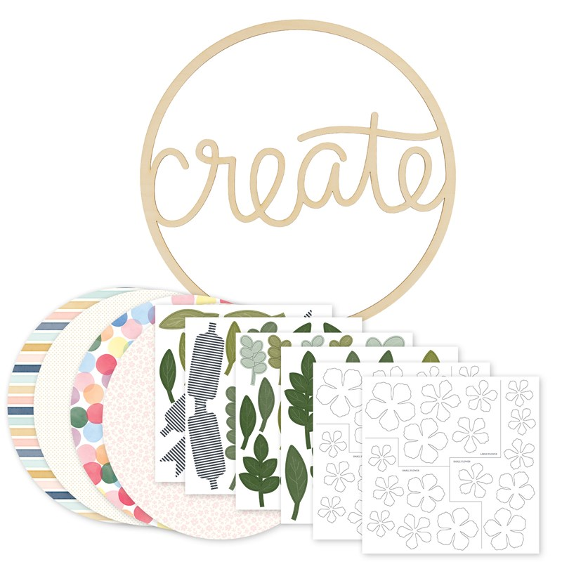 Create Wreath Kit