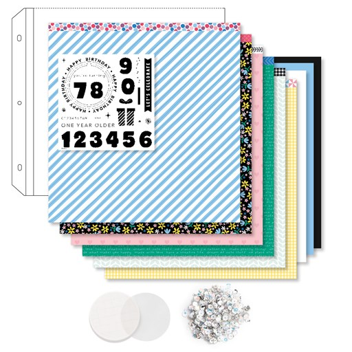 Craft On Deluxe Scrapbooking Workshop Kit (without Thin Cuts) (Z4519)