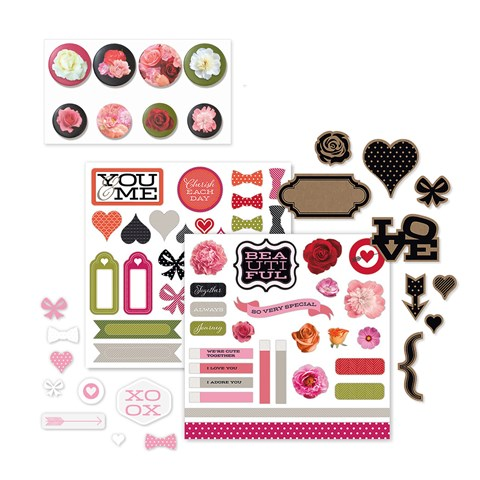 La Vie En Rose Bundle (CC1321)