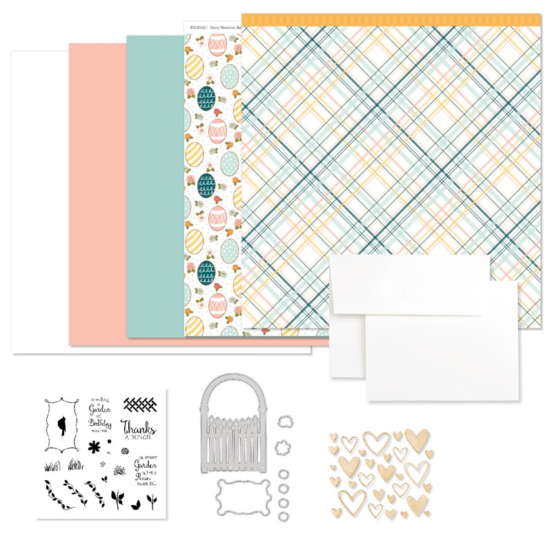 Daisy Meadows Cardmaking Workshop Kit