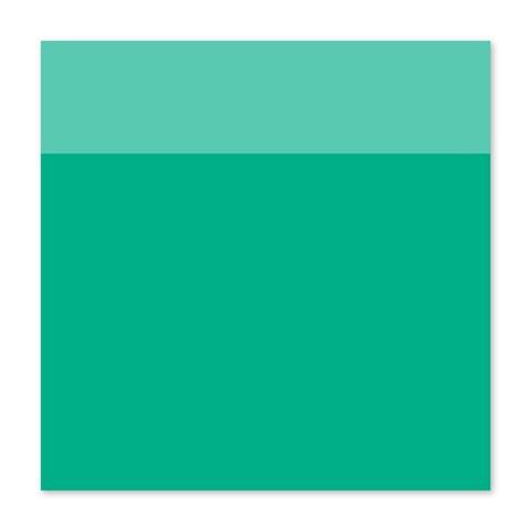 """12"""" × 12"""" Emerald Cardstock (X5969)"""