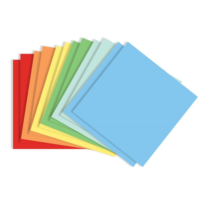 Custom Cardstock Pack--12 Sheet