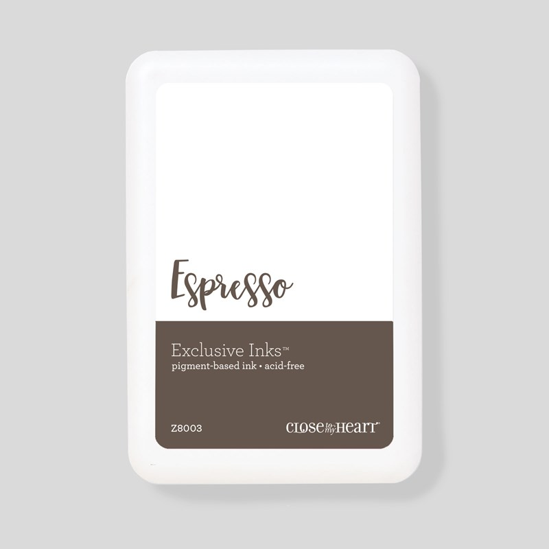 Espresso Exclusive Inks™ Pigment Pad