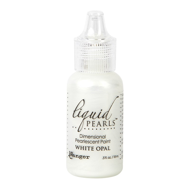 White Opal Liquid Pearls™