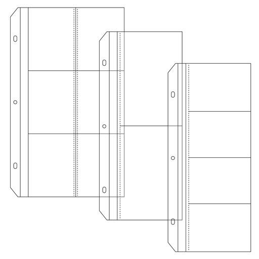 Pocket Plus™ Memory Protectors™ Bundle (CC52028)