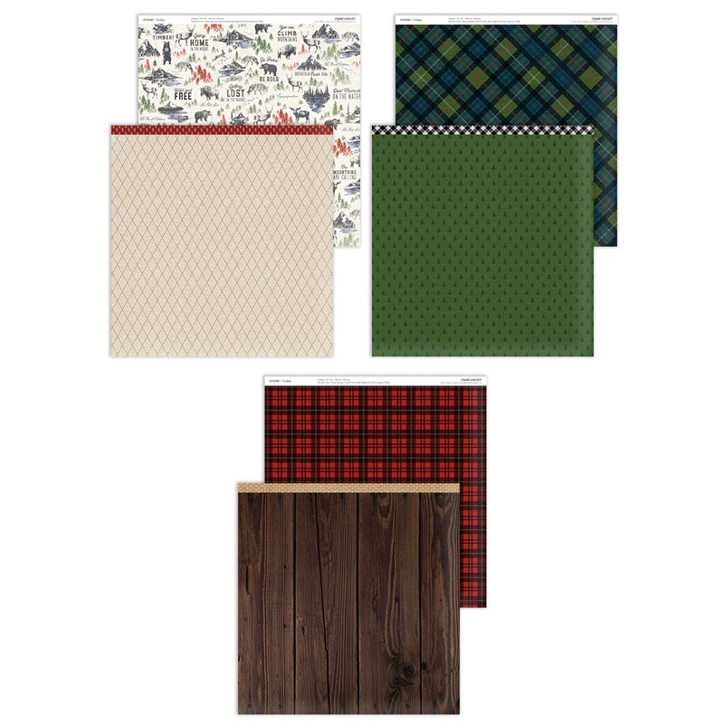 Timber Paper Packet