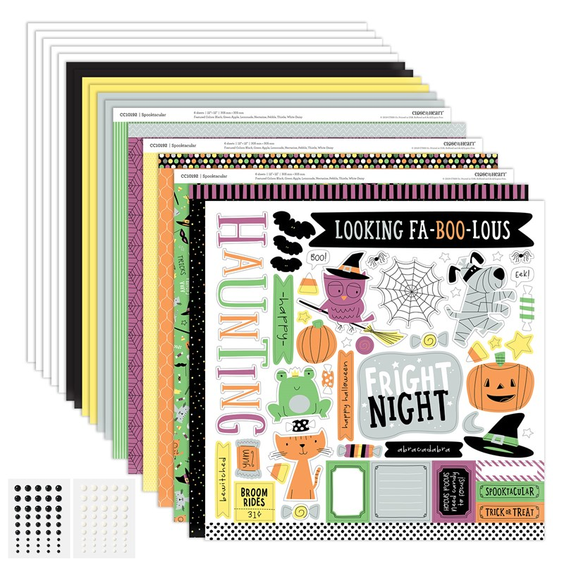 Spooktacular Workshop Kit