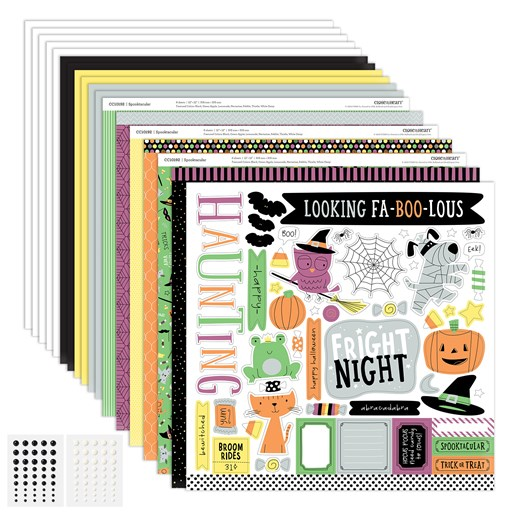 Spooktacular Workshop Kit (CC10197)