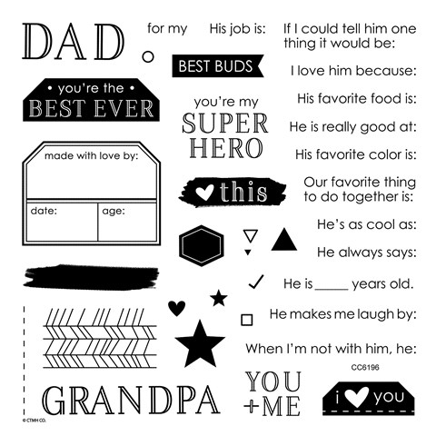 For My Father (US spellings) (CC6196)