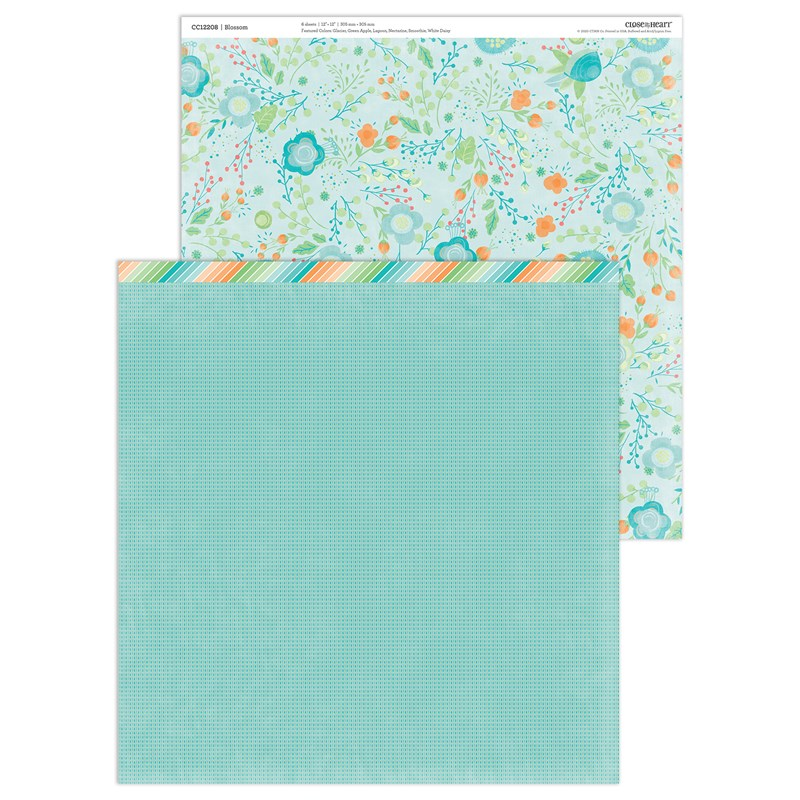 Blossom Paper Packet
