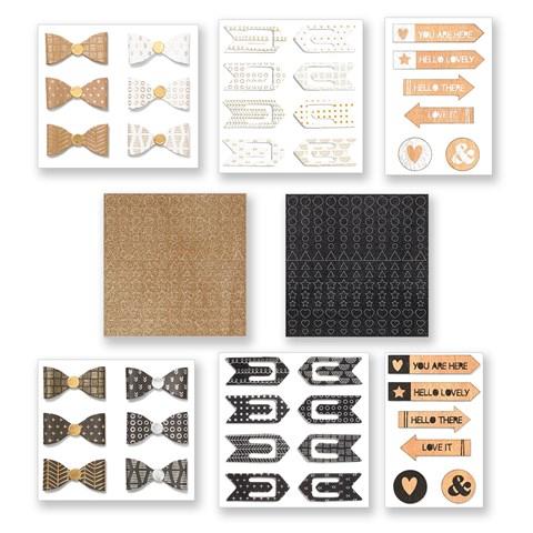 Black & Gold Fundamental Assortment Bundle (CC1319)
