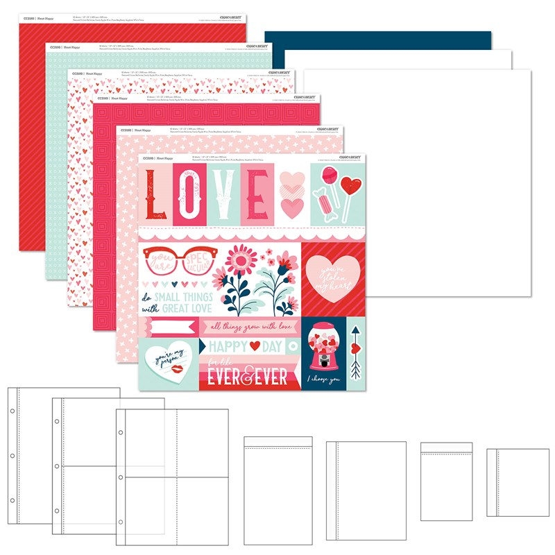 Heart Happy Everyday Life™ Workshop Kit without Stamp Set
