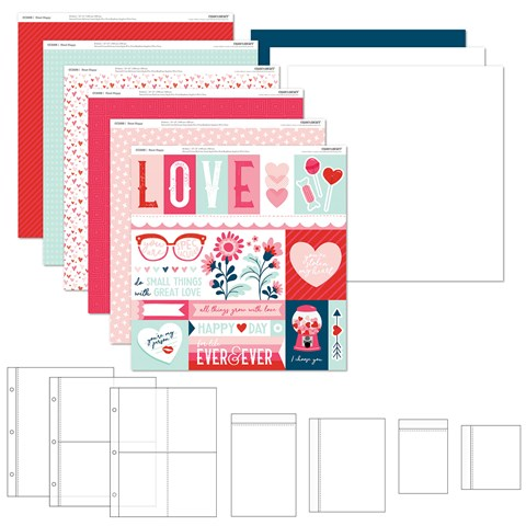 Heart Happy Everyday Life™ Workshop Kit without Stamp Set (CC2195)