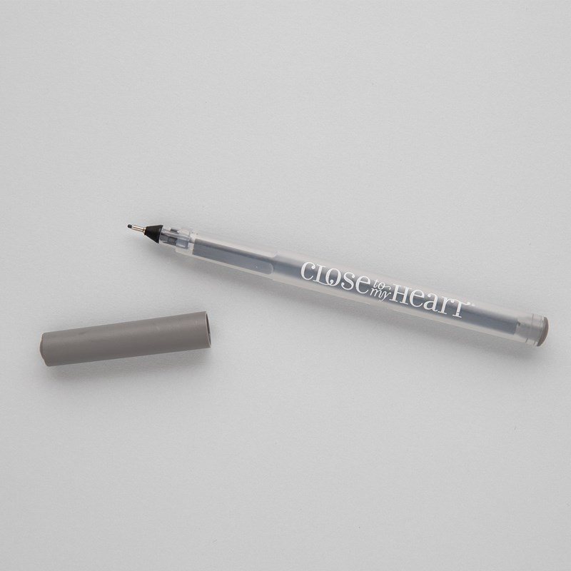 Pewter Journaling Pen (.05)
