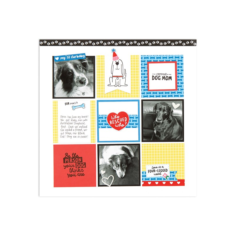 Best Friends Furever Workshop Kit with Stamp Sets