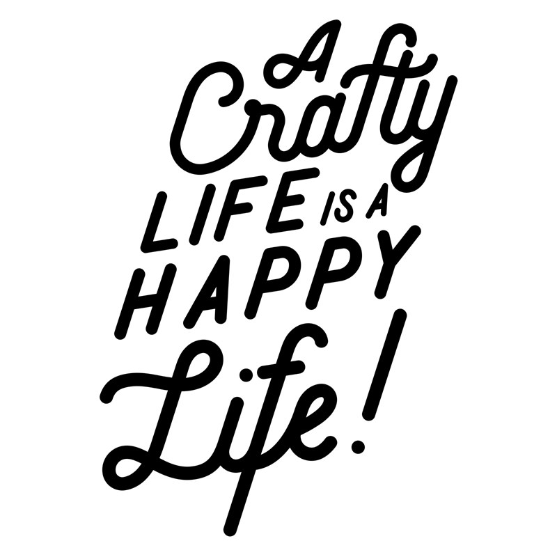 A Crafty Life Digital Art