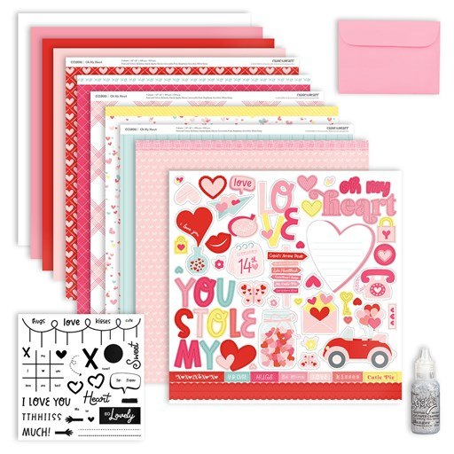 Oh My Heart Workshop Kit (CC12014)