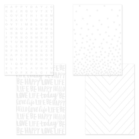 Embossing Folders Bundle (CC1258)
