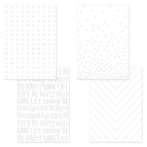 Embossing Folders Bundle (CC1258)