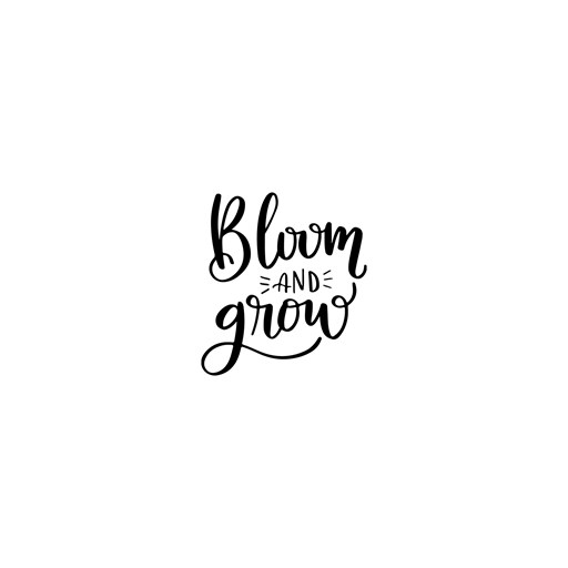 Bloom and Grow (M1291)