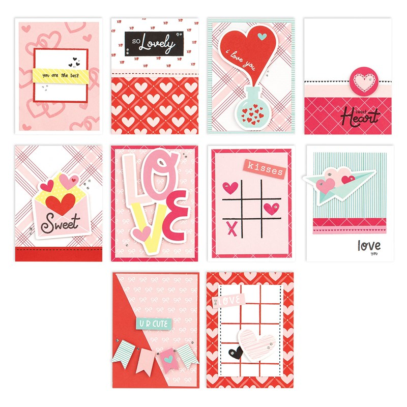 Oh My Heart Workshop Kit