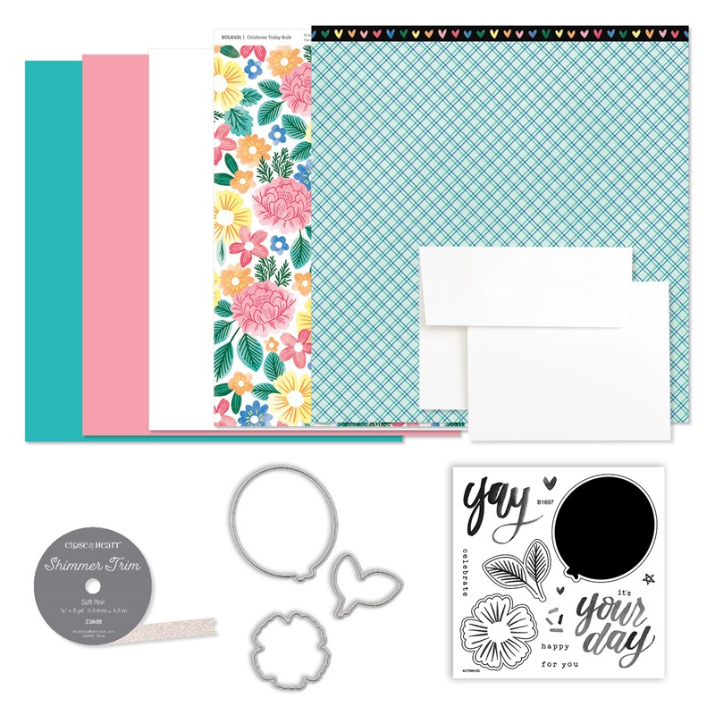 Celebrate Today Cardmaking Workshop Kit