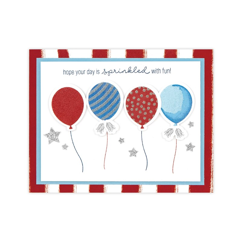 Stars & Sparklers Cardmaking Workshop Kit
