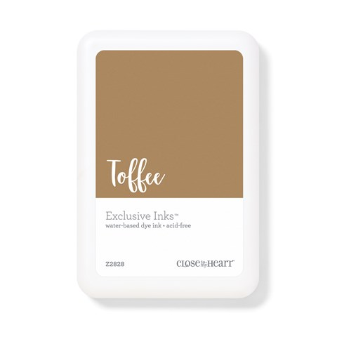 Toffee Exclusive Inks™ Stamp Pad (Z2828)