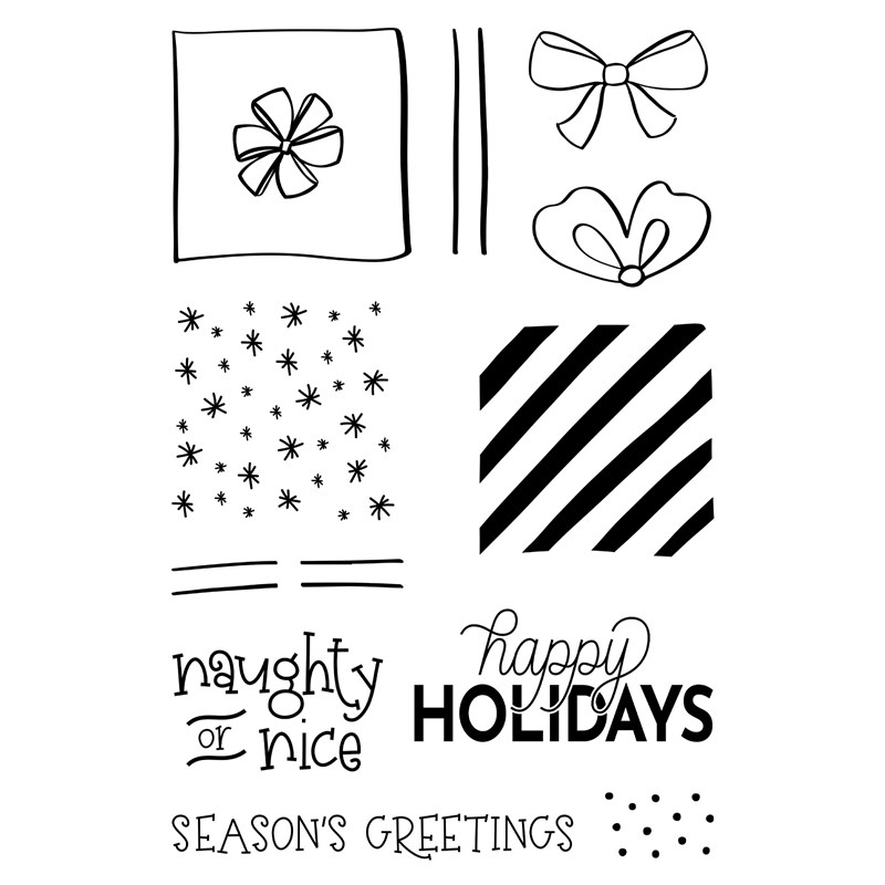 Holly Jolly—Cardmaking