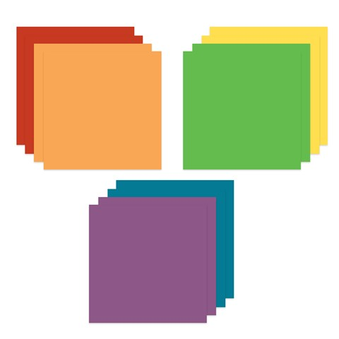 Rainbow Cardstock Bundle (CC61810)