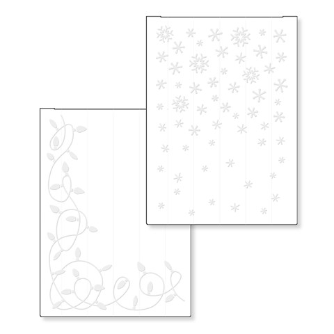 Christmas Embossing Folders Bundle (CC1335)