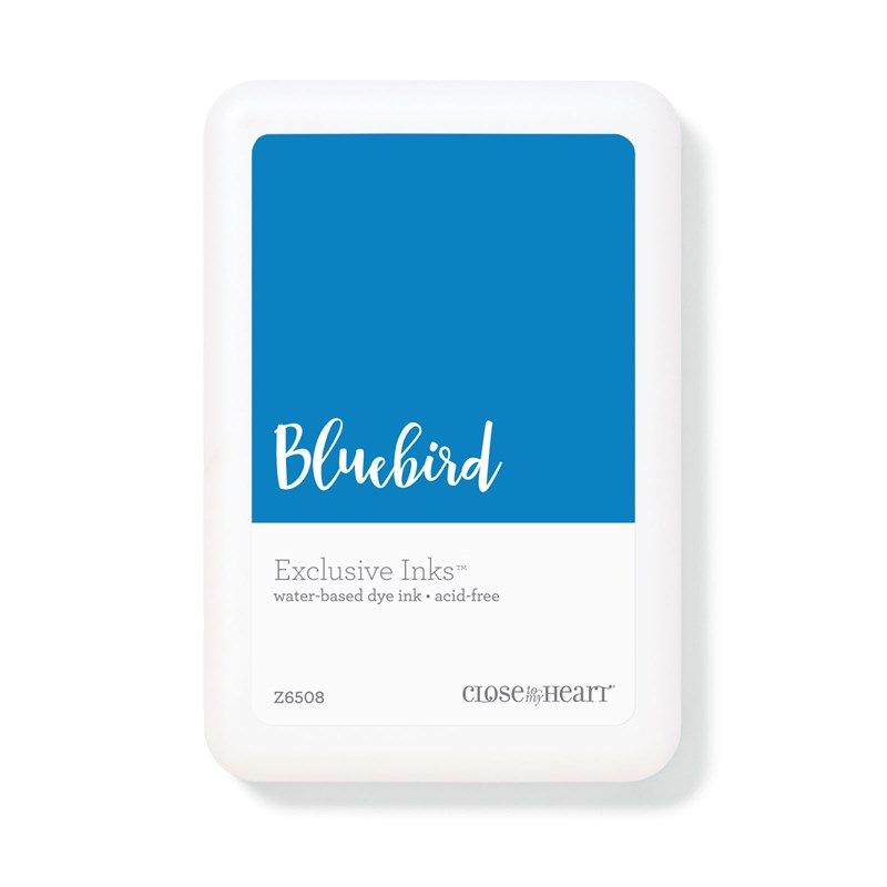 Bluebird Exclusive Inks™ Stamp Pad
