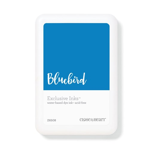 Bluebird Exclusive Inks™ Stamp Pad (Z6508)
