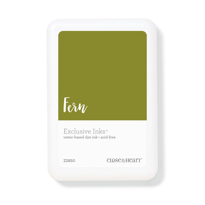 Fern Exclusive Inks™ Stamp Pad