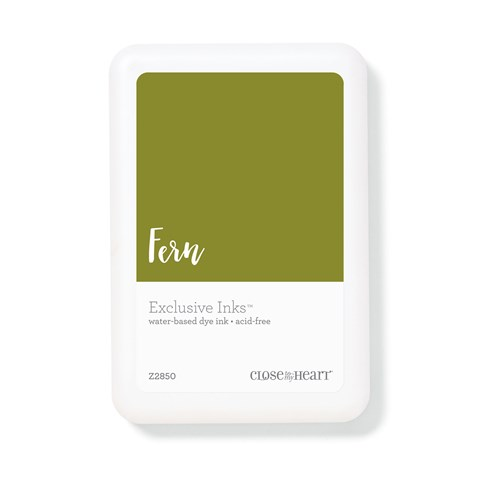 Fern Exclusive Inks™ Stamp Pad (Z2850)