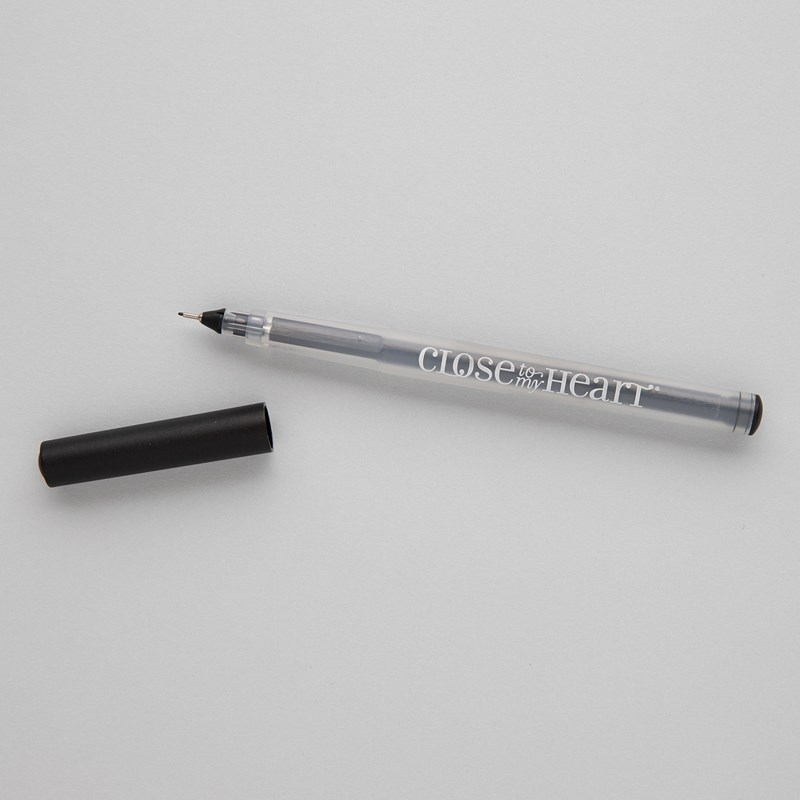 Black Journaling Pen (.01)