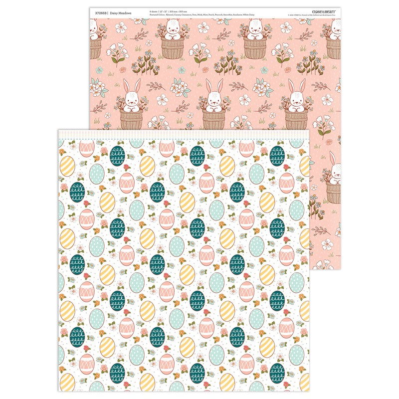 Daisy Meadows Paper Packet