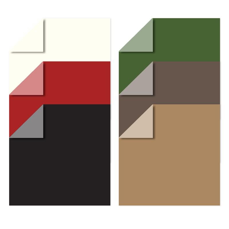 Timber Coordinating Cardstock