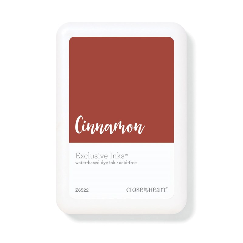 Cinnamon Exclusive Inks™ Stamp Pad