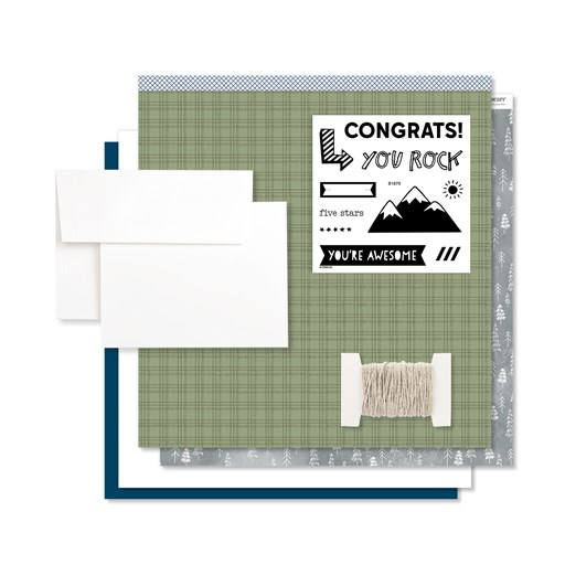 Workshops Your Way® You're Awesome Cardmaking Kit (G1184)
