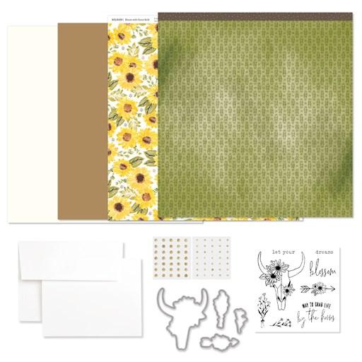 Bloom with Grace Cardmaking Workshop Kit (G1213)