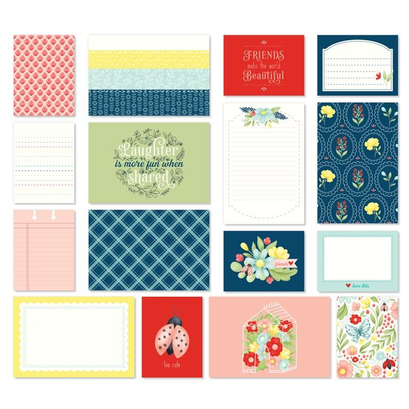 Stitched Together PML cards