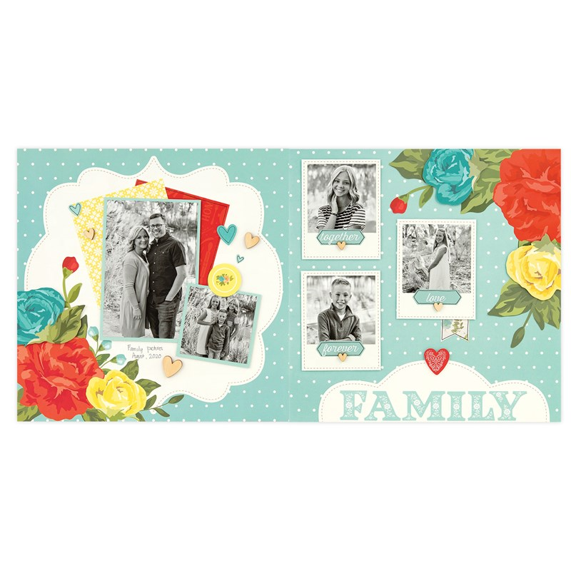 Eat Play Love Scrapbooking Workshop Kit