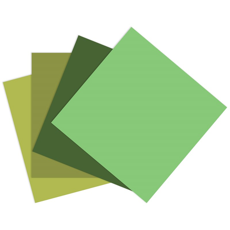 Yellow-green Cardstock Bundle (CC32111)