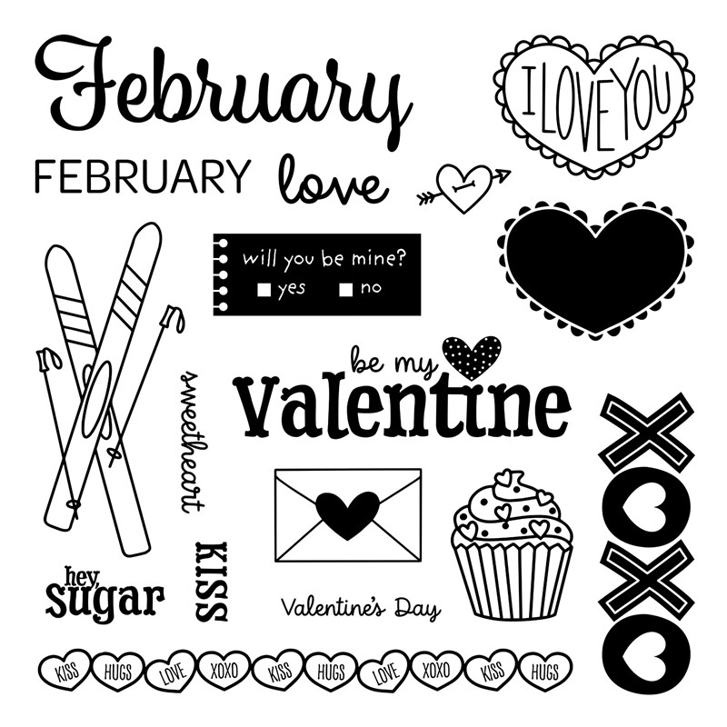 Months of the Year—February