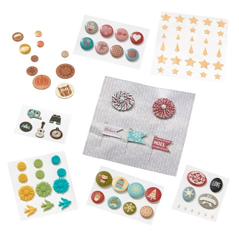 Embellishments Bundle (CC1333)