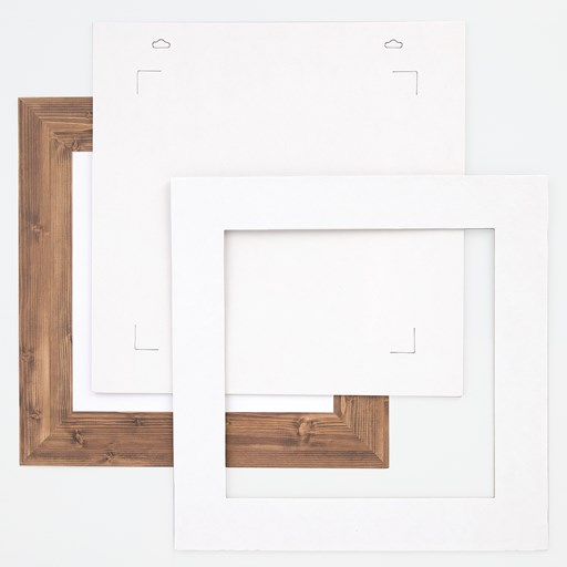 Chipboard Frame + Overlay (Z3580)